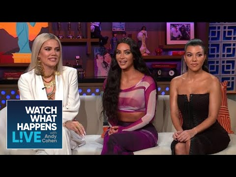 Kim Kardashian's Take On Plastic Surgery Look Alikes | WWHL