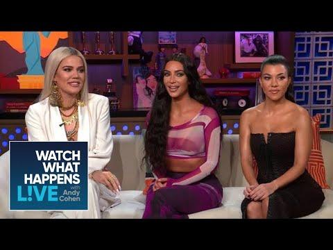 Kim Kardashian's Take On Plastic Surgery Look Alikes | WWHL
