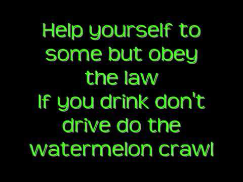 Tracy Byrd  Watermelon Crawl Lyrics