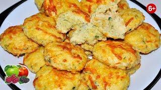 ОТ НИХ ТРУДНО ОТКАЗАТЬСЯ! Сконы с сыром и зеленью. Вкусная и сытная выпечка на завтрак.