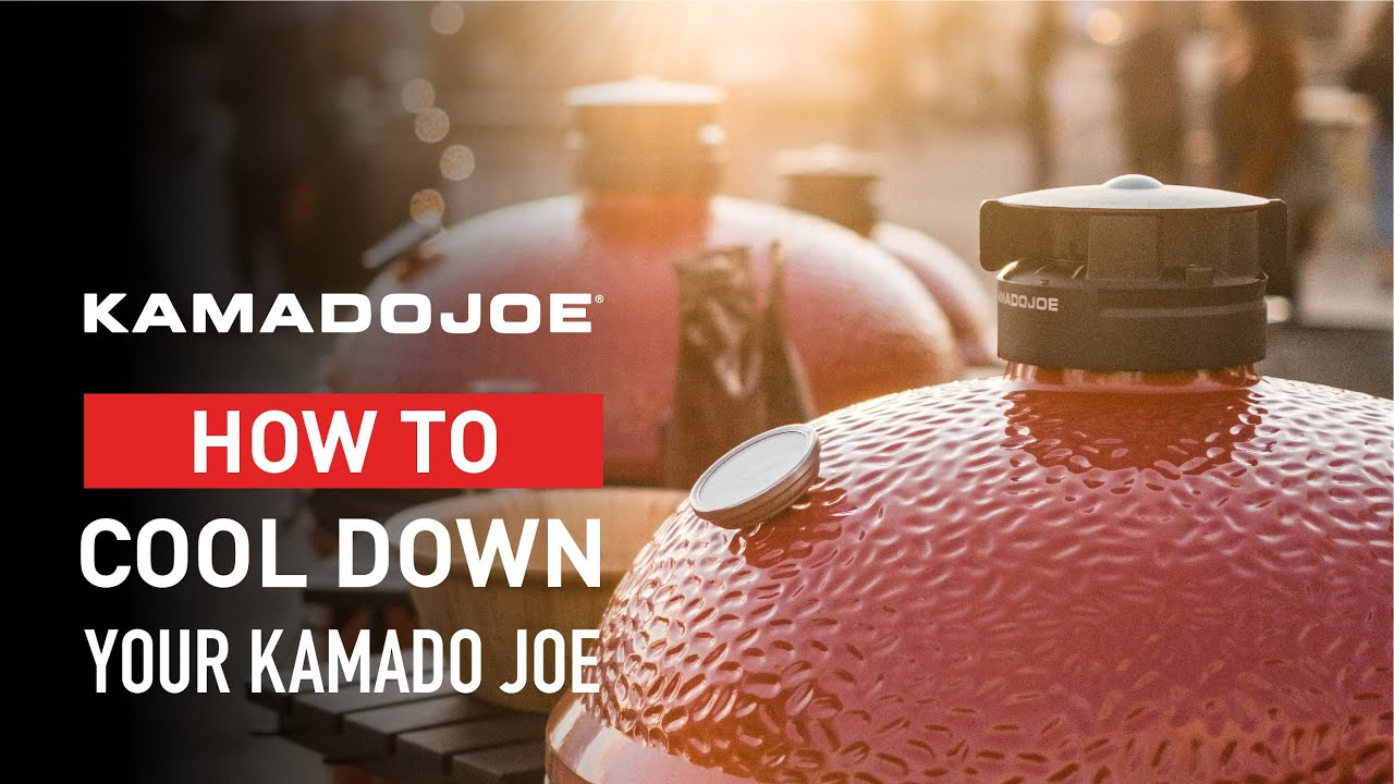 How To Cool Down Your Do Joe Grill