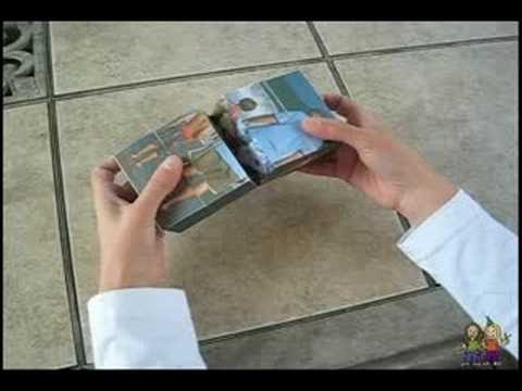 Papercraft Magic photo cube demo