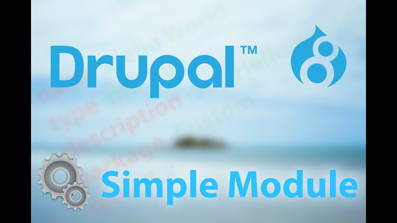 Drupal 8: Create a Simple Module | Akshay Kalose