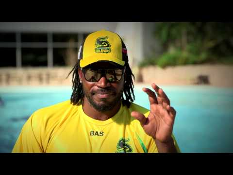 Chris Gayle's 5 Favourite Things To Do In Jamaica!!