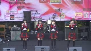 [Lumina Scarlet] Yuuhi wo Miteiruka - AKB48 (Dance cover+Sing+Jiko) SMK Widya Nusantara Bekasi 2013