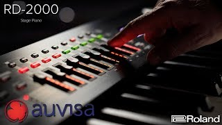 Review Roland RD2000 Auvisa
