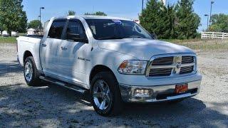 2009 dodge ram 1500 slt big horn for sale dayton troy piqua sidney ohio   26968at