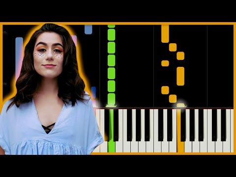 Dodie - Sick of Losing Soulmates Piano Tutorial by elcyberguy