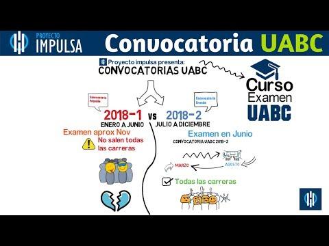 Convocatoria UABC 2020- Admisiones UABC Todo Sobre La Convocatoria UABC