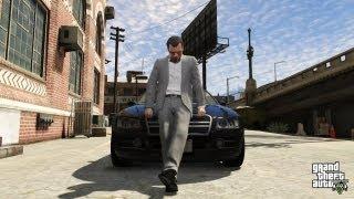 GTA V | Défi: Respecter le code de la route !