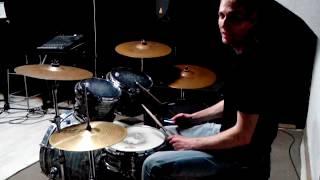 Брейки.Как играть крутые сбивки на барабанах, триоли обучение