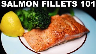 Salmon fillets 101