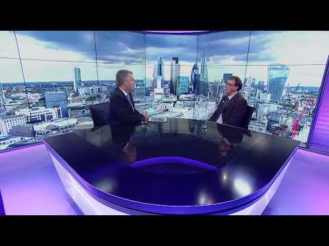 Interview with Rino Solberg CEO of Better Globe Forestry at the London Stock Exchange Studios