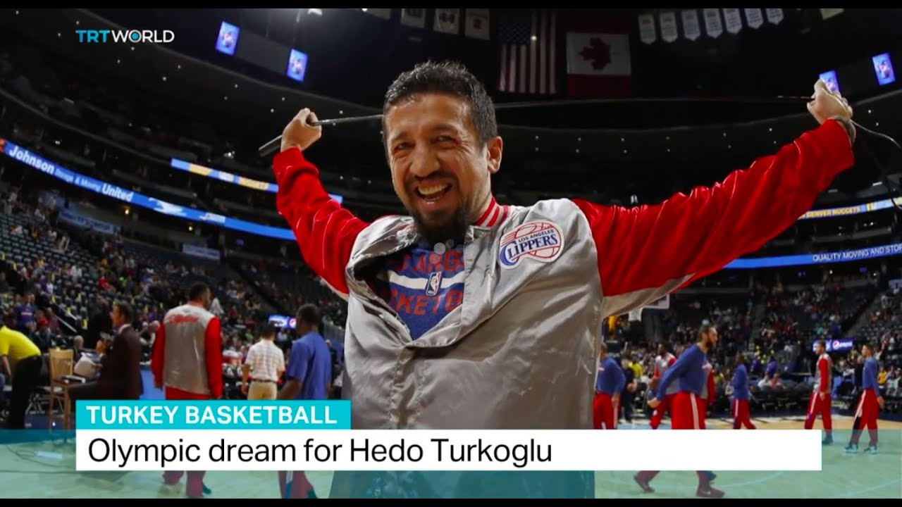 Hedo Turkoglu to seek Olympic success as the CEO of Turkish