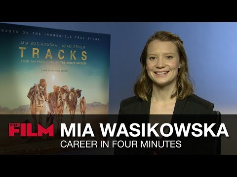 Mia Wasikowska: Career In Four Minutes