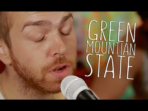 "TREVOR HALL - ""Green Mountain State"" (Live from California Roots 2015) #JAMINTHEVAN"