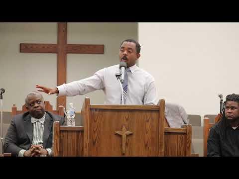 My Role Model by Rev. Gary M. Russell II