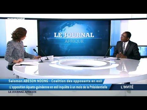 LE PRÉSIDENT OBIANG NGUEMA MBASOGO VIOLE LA CONSTITUTION