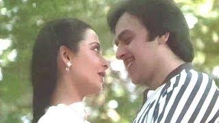 Na Teri Haa Bani - Rekha, Lata Mangeshkar - Bindiya Chamkegi - Romantic Song