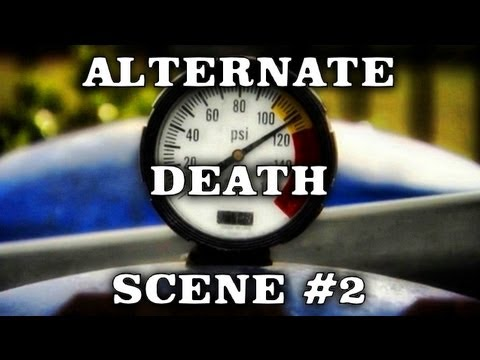 The Final Destination: Hunt's Alternate Death Scene 2 [HD]