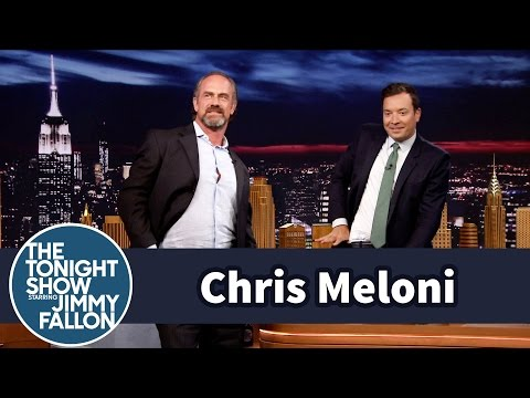 Chris Meloni Walks Through His LongHaired '70s Style
