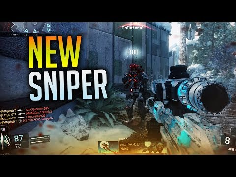 The NEW BO3 Sniper is Amazing!!