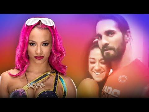 Warum kämpfen Sasha und Bayley um die Gunst von Seth Rollins?