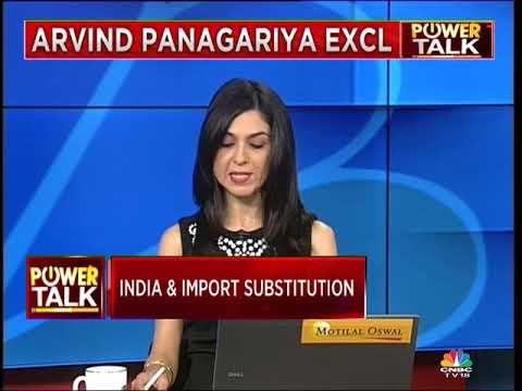 Arvind Panagariya Exclusive On USA-China Trade War