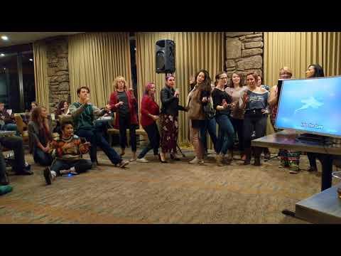 Karaoke Dance Lindy Focus unofficial ending