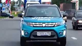 Новая Suzuki Vitara 2015: загородный тест-драйв(, 2015-09-07T08:33:16.000Z)