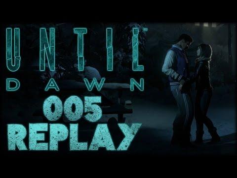 [REPLAY]: Until Dawn #005 [Deutsch] [Facecam] [Full-HD] - Sex im Freien?..