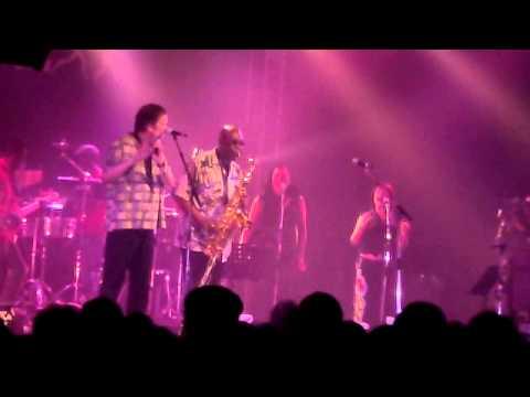 Manu Dibango -  live -  2013