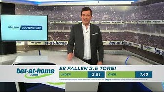 Der bet-at-home.com Quotencheck - SC Paderborn vs. Eintracht Frankfurt