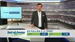 Der bet-at-home.com Quotencheck - SC Paderborn vs. Eintracht Frankfurt