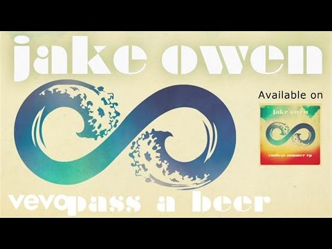 Jake Owen - Pass A Beer (Audio) Mp3