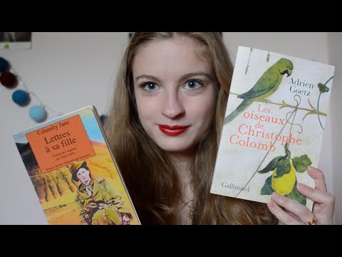 Calamity Jane & Christophe Colomb - Mes Lectures #2