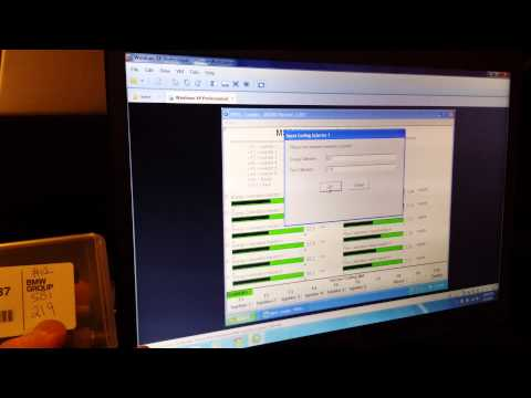 N54 INPA injector coding - VMware Workstation DIY