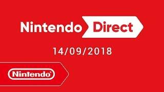 Nintendo Direct - 14 september 2018