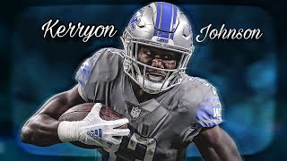 "Kerryon Johnson ||""Phenom""