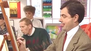 Busy Body Bean | Funny Clips | Mr Bean Official