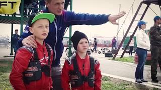 КАРТИНГ. Чемпионат УРФО и ПФО 27.05.2018