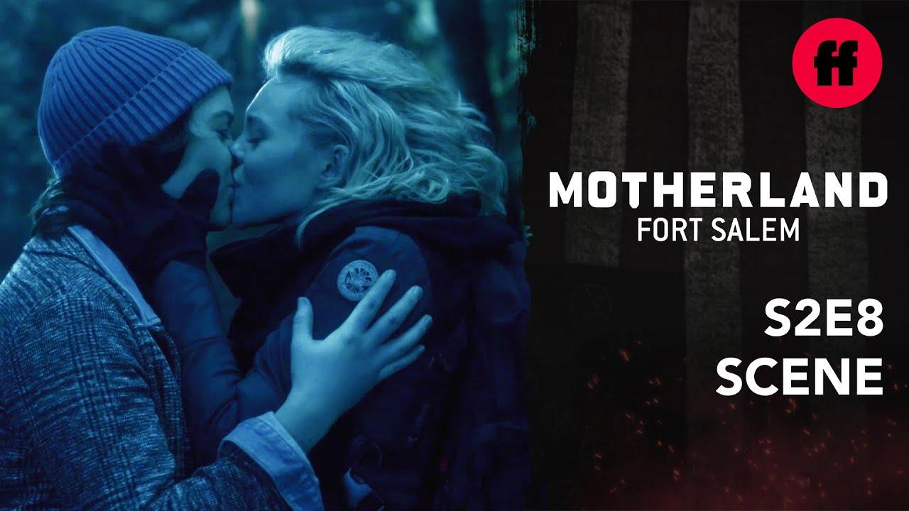 Download Motherland: Fort Salem Season 2, Episode 8 | Raelle and Scylla Say Goodbye | Freeform