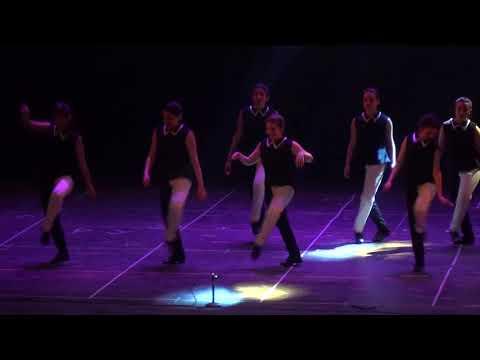 Cairo Opera House Tap dance Annual Show: Run Run Tap Dance perfromance