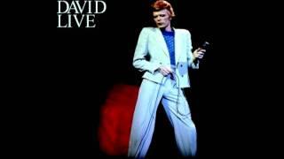 David Bowie - Aladdin Sane (Live) (Great quality)