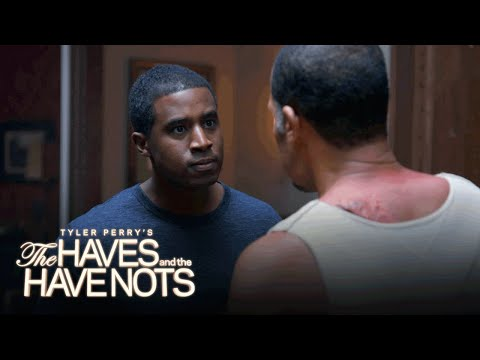 Jeffrey And David Survive Veronica's Attack | Tyler Perry's The Haves And The Have Nots | OWN