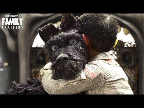 ISLE OF DOGS | Adorable New Full online for Wes Anderson's Stop Motion Animated Movie