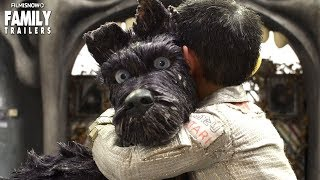 ISLE OF DOGS | Adorable New Trailer for Wes Anderson's Stop Motion Animated Movie