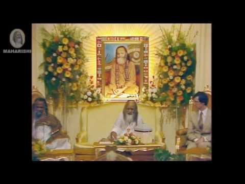 Collective consciousness governing the country-Maharishi