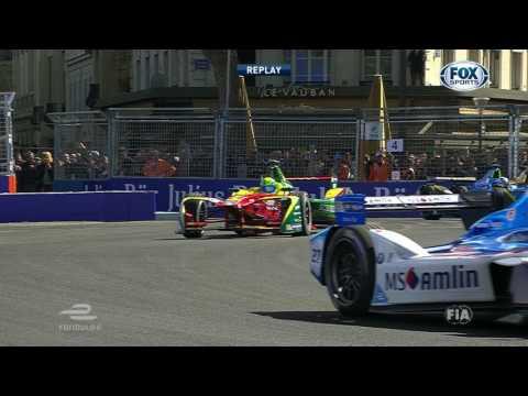 FIA Formula E Highlights: Paris ePrix
