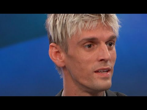 Aaron Carter's Drug Test Results Revealed During Emotional Appearance on 'The Doctors'